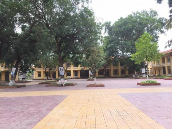 Trường THPT Võ Thị Sáu